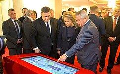 Дни Ростовской области прошли вСовете Федерации