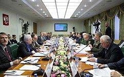Сенаторы обсудили вопросы сохранения находящихся зарубежом воинских захоронений имест погребения, имеющих для России особое значение