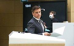СФ одобрил закон, направленный насовершенствование регулирования отношений всфере обращения медицинских изделий