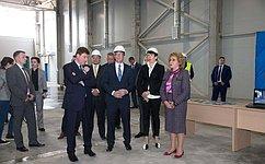 В.Матвиенко: Особые экономические зоны вРоссии— важный инструмент развития страны
