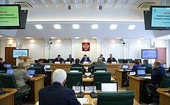 Обеспечение сбалансированности региональных бюджетов напримере Саратовской области обсудили вСовете Федерации