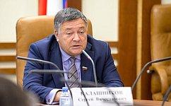 С.Калашников: Наша задача– распространить повсей стране успешные региональные практики стратегического планирования