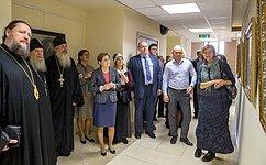 ВСовете Федерации открылась выставка, посвященная 60-летию творческой деятельности художника-живописца П.Кочанова