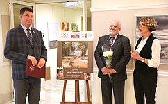 ВСовете Федерации открылась художественная выставка «Краски времени»