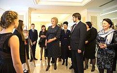 ВСовете Федерации открылась выставка «Региональные бренды глазами молодежи»