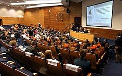 Ю.Воробьев провел заседание Совета посоциальной защите военнослужащих, сотрудников правоохранительных органов ичленов их семей