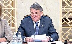 ВСовете Федерации подписано Положение оV детском фестивале народной культуры «Наследники традиций»