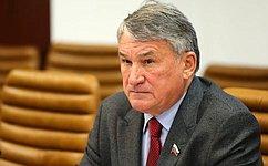 Ю. Воробьев: Сохранение традиций, передача их молодому поколению– одна изважнейших задач