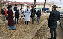 Н. Косихина: Пожелания жителей города Данилова будут учтены при его благоустройстве