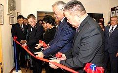 Б.Жамсуев: Необходимо хранить память олюдях труда, внесших бесценный вклад вразвитие Забайкальского края