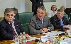 Комитет общественной поддержки жителей Юго-Востока Украины обсудил трудоустройство беженцев иотправку второго гуманитарного конвоя