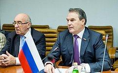 И. Морозов рассказал участникам форума «Журналисты мусульманских стран против экстремизма» опозиции России поситуации наБлижнем Востоке