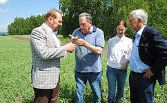 С.Белоусов: Интерес кАлтайскому краю зарубежом постоянно возрастает