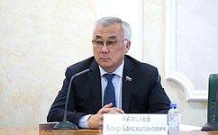 Б.Жамсуев: Газификация Забайкалья предоставит потребителям возможность использования экологически чистого энергоносителя