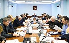 ВСовете Федерации началась подготовка кI Всероссийскому водному конгрессу