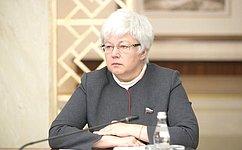 Информационная безопасность тесно связана сзащитой государственного суверенитета страны— О.Тимофеева