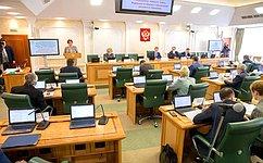Профильный Комитет СФ рекомендовал одобрить изменения вбюджет на2019год