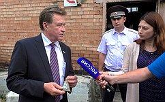 Совет Федерации продолжит работу поборьбе спроизводством нелегальной алкогольной продукции— С.Рябухин
