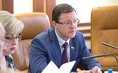 Впреддверии «круглого стола» наКамчатке Комитет СФ провёл заседание