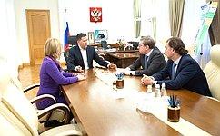 А. Майоров: Втекущем году мы продолжим плодотворно сотрудничать сМинприроды России