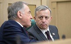 Совет Федерации одобрил изменения взакон опарламентском контроле