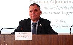 Государство уделяет особое внимание вопросу организации летнего оздоровления детей— А.Суворов
