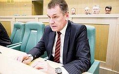 С. Коткин провел прием граждан вНенецком автономном округе
