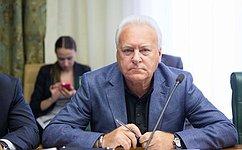 А. Лисицын: Россия продемонстрировала пример осознания важности эффективных действий вмасштабе глобальной безопасности