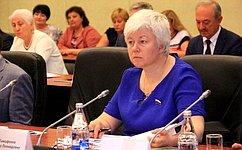 О. Тимофеева встретилась сделегацией германских парламентариев вСевастополе