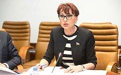 Т.Кусайко провела выездное заседание Экспертного совета поздравоохранению вНовосибирске