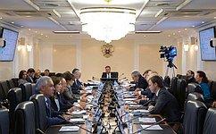 Конвенция оправовом статусе Каспийского моря отвечает стратегическим интересам России— К.Косачев