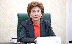 Г.Карелова: Диспансеризация впсихоневрологических интернатах пройдет вовсех регионах
