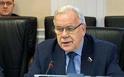 С.Попов: Межпарламентская Ассамблея Православия выступает заподдержание роли православной культуры как объединяющей силы вЕвропе