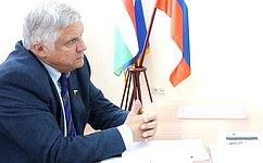 Ю. Волков принял участие воткрытии участка новой автодороги вКалуге