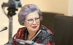 С. Горячева: Доклад ПАСЕ погуманитарной ситуации наУкраине вызывает двойственные ипротиворечивые чувства