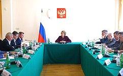 Кисловодск идругие российские курорты должны стать комфортными для отдыха– В.Матвиенко