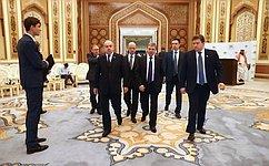 И.Умаханов: Визит вСаудовскую Аравию делегации СФ даст толчок активизации межпарламентского взаимодействия двух стран