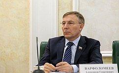 Покаждому направлению, окотором говорил вПослании Президент России, приняты конкретные решения— А.Варфоломеев