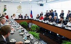 Россия передала Мексике председательство вАзиатско-Тихоокеанском парламентском форуме