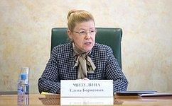 ВСовете Федерации состоялось первое заседание рабочей группы позащите российских граждан отмошеннических действий сект