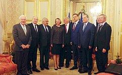 Доверительный диалог между парламентариями России иФранции должен быть продолжен, считают сенаторы обеих стран