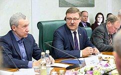 К.Косачев: Важен системный диалог совсеми политическими силами вСирии заисключением тех, кто исповедует терроризм