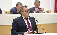 Эксперт рассказал сенаторам овлиянии российско-китайского сотрудничества наконъюнктуру мировой экономики