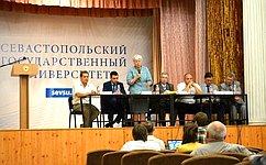 IT-отрасль Севастополя должна развиваться, несмотря назападные санкции— О.Тимофеева