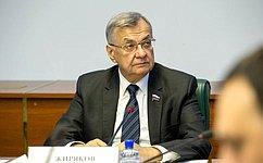 ВСФ поддержали меры Правительства пообеспечению безопасного обращения сособо опасными отходами— С. Жиряков