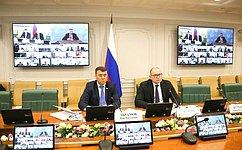 К. Долгов: ВСовете Федерации держат наособом контроле вопросы обновления рыболовецкого флота истроительства новых судов