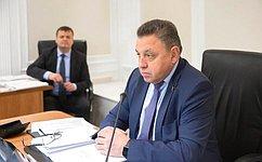 Комитет СФ поРегламенту иорганизации парламентской деятельности поддержал два законопроекта, касающиеся госконтроля