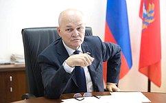 М. Щетинин: Качественная иэкологически чистая отечественная продукция должна заинтересовать изарубежных партнеров