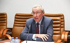 Члены Временной комиссии СФ позащите госсуверенитета обсудили вопросы реализации положений Послания Президента РФ