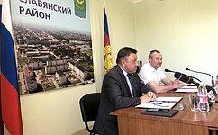 Краснодарский край демонстрирует эффективную модель импортозамещения– В.Тимченко